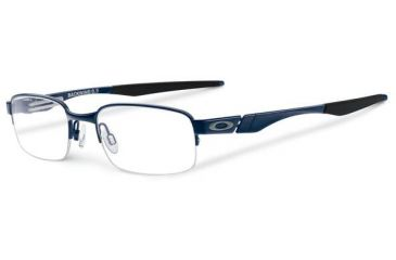 Oakley Backwind 0.5 Eyeglasses, Polished Midnight, 51.2 mm OX3163-0450