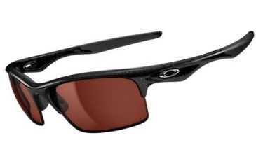 Oakley Bottle Rocket Single Vision Prescription Sunglasses - Metallic Black Frame OO9164-02