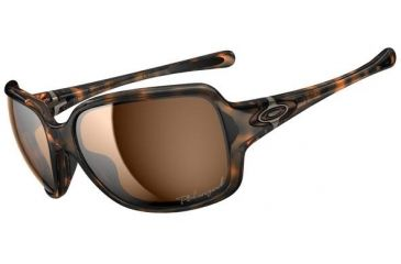 Oakley Break Point Sunglasses, Tortoise OO9168-08-RX