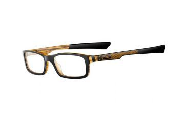Oakley Bucket Rx Eyeglasses, Size 51, Black Pallet Frame OX1060-0351