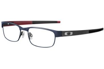 Oakley Carbon Plate Eyeglasses, Polished Midnight OX5079-0355-RX