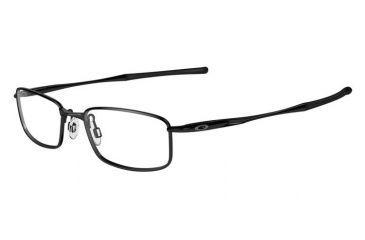Oakley Casing Glasses Frames w/ Blank Lenses - Size 52, Polished Black Frame OX3110-0152