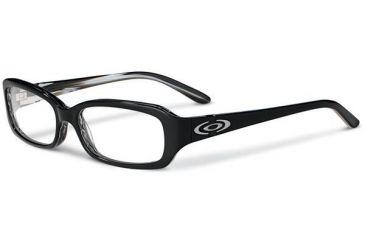 Oakley Cassette Eyeglasses, Black Horn OX1069-0152