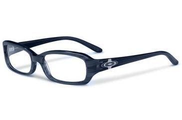 Oakley Cassette Eyeglasses, Blue Horn OX1069-0552
