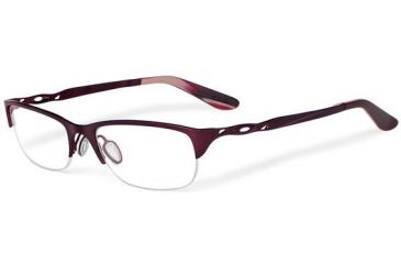 Oakley Chain Ring Eyeglasses, Cabernet OX5074-0451