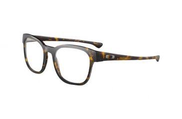 Oakley Cloverleaf 53mm Tortoise Men's Bifocal Progressive Prescription Glasses  OX1078-0453