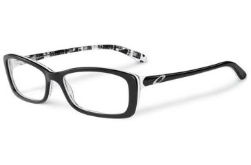 Oakley Cross Court Eyeglasses - Black Letterpress Frame OX1071-0653