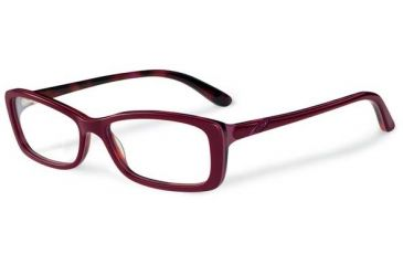 Oakley Cross Court Eyeglasses - Pink Tortoise Frame OX1071-0753