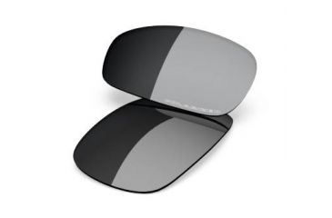Oakley Crosshair 2pt0 Replacement Lens Kit - Black Iridium Polarized 43-309