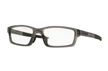 17c5e9713e Oakley CROSSLINK PITCH ASIA FIT OX8041 Eyeglass Frames 804102-56 - Grey  Smoke Frame