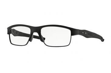 5280c315ca9 Oakley Crosslink Switch Bifocal Prescription Eyeglasses 312801-53 - Satin  Black Frame