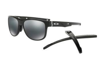 4d4f919d1b Oakley CROSSRANGE R A OO9369 Sunglasses 936902-57 - Polished Black Frame