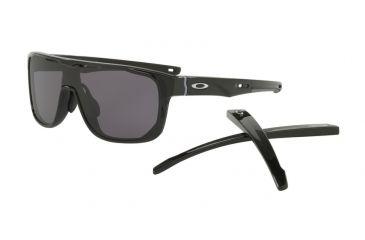 df398c4a9d0 Oakley CROSSRANGE SHIELD A OO9390 Single Vision Prescription Sunglasses  OO9390-939001-31 - Lens