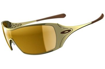 Oakley Gold Frame Sunglasses : Oakley Dart Sunglasses Gold Review
