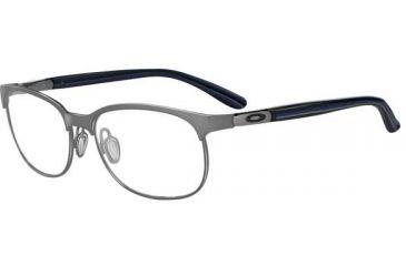 Oakley Descender Eyeglasses, Black Chrome OX3124-0553