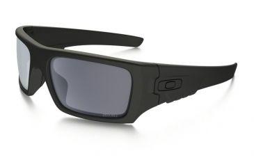 6f138e2b4a Oakley DET CORD OO9253 Single Vision Prescription Sunglasses  OO9253-925306-61 - Lens Diameter