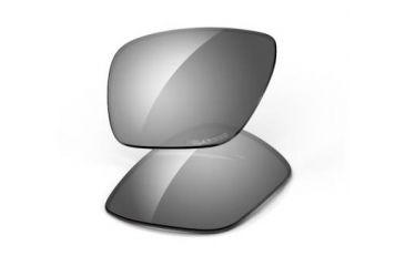 Oakley Dispatch Replacement Lens Kit - Black Iridium Polarized 16-976
