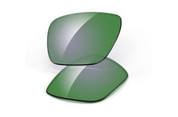 Oakley Dispatch Replacement Lens Kit - Emerald Iridium 16-979