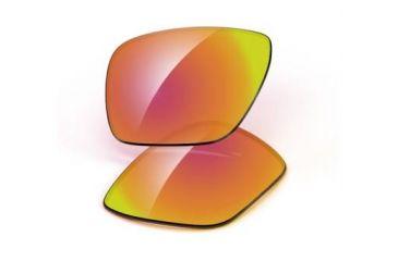 Oakley Dispatch Replacement Lens Kit - Ruby Iridium 16-983