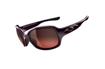 Oakley Drizzle Single Vision Prescription Sunglasses - Raspberry Spritzer Frame OO9159-02