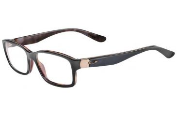 Oakley Entry Fee Eyeglasses, Blue Tortoise OX1072-0252