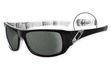 b48ca4aaf1e27 Oakley Fast Jacket Ryan Sheckler Sideways Plaid Frame w  Dark Green Lenses  Sunglasses 05-
