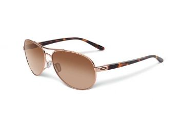 Oakley Feedback OO 4079-04 polished gold xG5xE