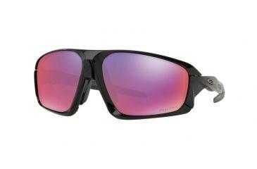 Oakley FIELD JACKET OO9402 Sunglasses 940201-64 - Polished Black Frame 3cd93e5b24b