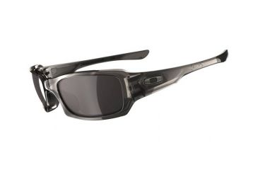 1cc35c675f Oakley Fives Squared Mens Sunglasses Grey Smoke Frame