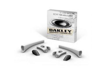 Oakley Flak Jacket Earsock/Nosepad Kit - White 06-212