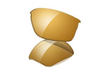 Oakley Flak Jacket Replacement Lens Kit - Gold Iridium 13-725