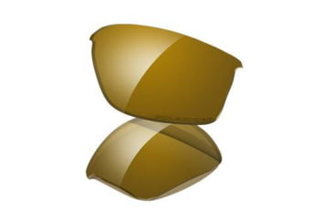 Oakley Flak Jacket Replacement Lens Kit - Gold Iridium Polarized 13-652