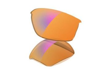 Oakley Flak Jacket Replacement Lens Kit - HI Persimmon 16-578