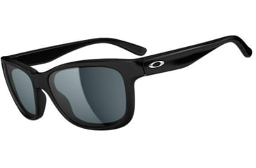 Oakley Forehand Sunglasses, Polished Black OO9179-01-RX
