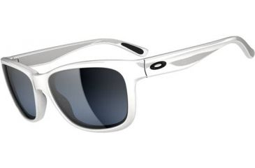 Oakley Forehand Sunglasses, Polished White OO9179-02-RX