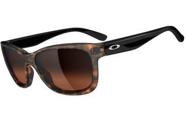 Oakley Forehand Sunglasses, Tortoise Black OO9179-06
