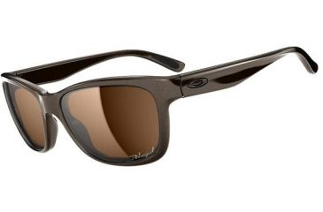 Oakley Forehand Sunglasses, Brown Sugar OO9179-08-RX