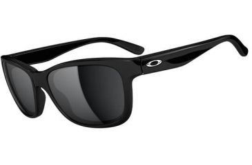 Oakley Forehand Sunglasses, Polarized Black OO9179-09-RX