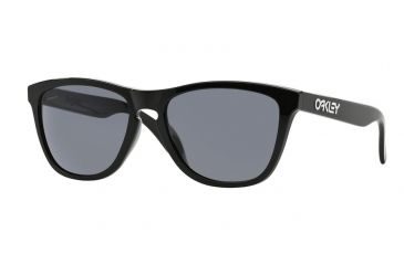 9af848151d1 Oakley FROGSKIN ASIA FIT OO9245 Sunglasses 924501-54 - Polished Black  Frame