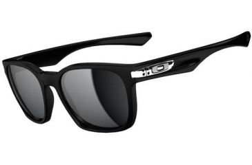 Oakley Garage Rock Sunglasses, Polished Black OO9175-01-RX