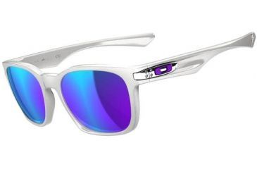 Oakley Garage Rock Sunglasses, Polished White OO9175-02-RX