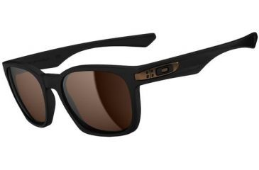 Oakley Garage Rock Sunglasses, Matte Black OO9175-03-RX