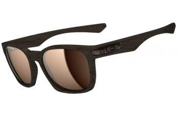 Oakley Garage Rock Sunglasses, Woodgrain OO9175-09-RX