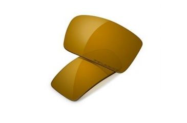 Oakley GasCan Replacement Lens Kit - Gold Iridium Polarized 16-466