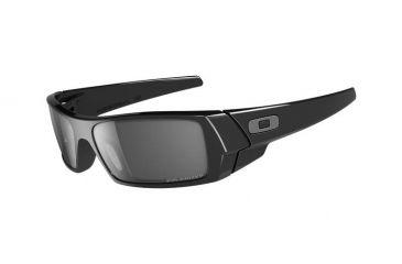 Oakley GasCan Progressive Prescription Sunglasses - Polished Black 12-891