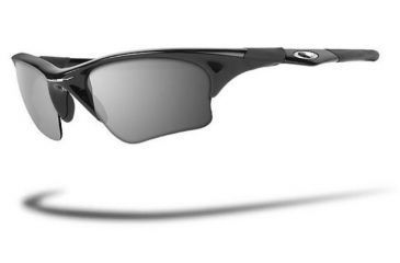 4676354684 Oakley Half Jacket XLJ Jet Black Frame Single Vision Prescription  Sunglasses 03-650