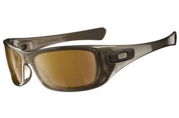 2702963056 Oakley Hijinx Brown Smoke Frame w  Dark Bronze Lenses Sunglasses 03-596