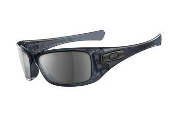 f8293bae9c Oakley Hijinx Crystal Black Frame w  Black Iridium Lenses Men s Prescription  Sunglasses 03-595
