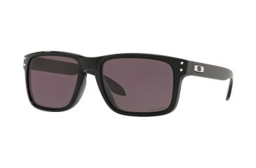 de485e89b3b20 Oakley Holbrook Asia Fit OO9244 Sunglasses 924430-56 - Polished Black  Frame