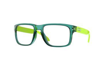da2f20e17740 Oakley HOLBROOK RX OX8156 Progressive Prescription Eyeglasses 815604-54 -  Translucent Arctic Surf Frame